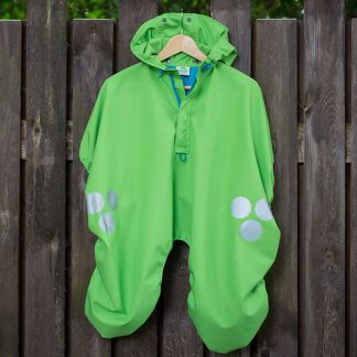 WichtelWarm cape green