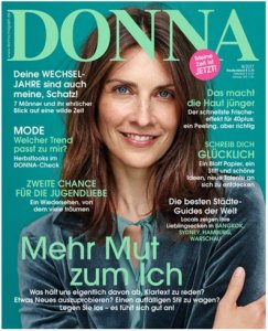 Dilassi at Donna journal– 09/2017