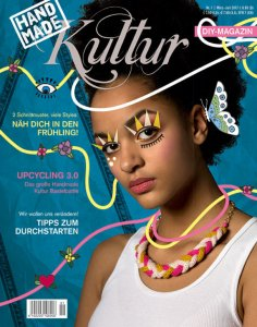 Dilasi im Handmade Kultur magazin, edition 1/2017